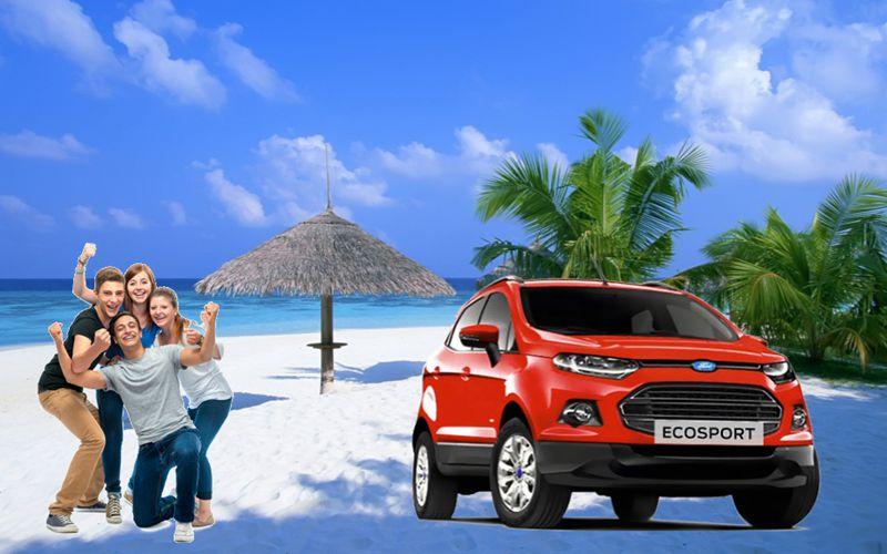 Chương Trình Khuyến Mãi Xe Ford Ecosport Mới Nhất