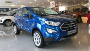 Đánh giá xe Ford Ecosport