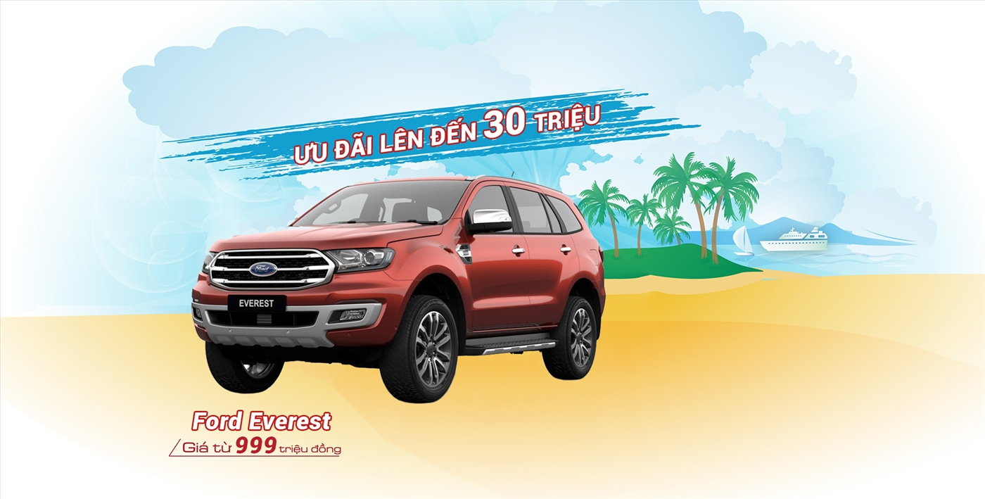 Ford Everest 2.0L 4×2 MT Ambiente