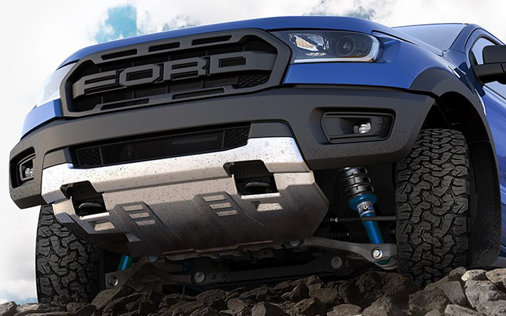 Ford Ranger Raptor 2.0L 4x4 AT - Hình 18