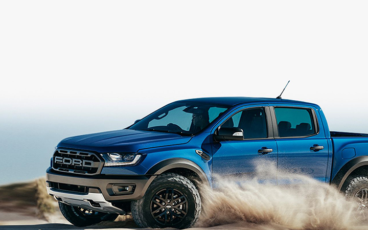 Ford Ranger Raptor 2.0L 4x4 AT - Hình 19