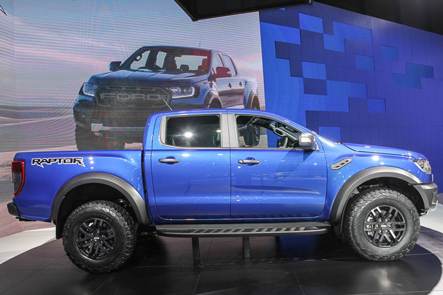 Ford Ranger Raptor 2.0L 4x4 AT - Hình 3