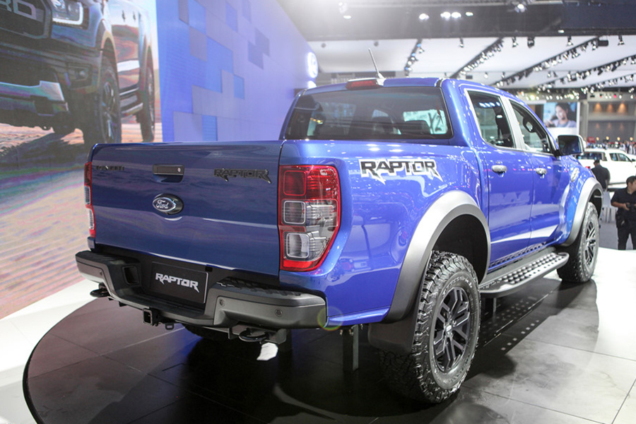 Ford Ranger Raptor 2.0L 4x4 AT - Hình 8
