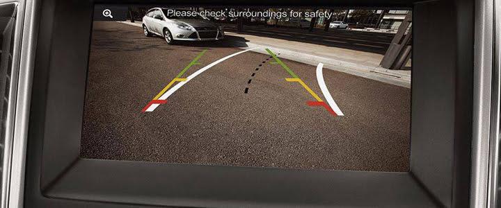 Cảm biến hỗ trợ đỗ xe trước và sau