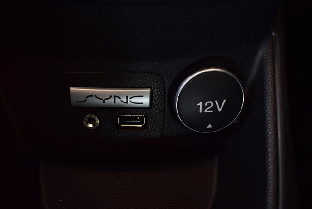 Hệ thống SYNC 1 với những tính năng ưu việt