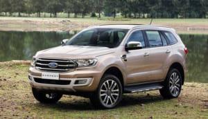 Đánh giá xe Ford Everest