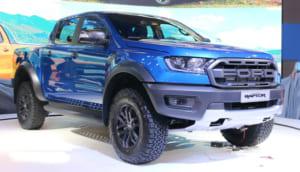 Đánh giá xe Ford Ranger Raptor